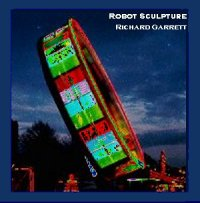 Robot Sculpture CD album cover