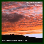 CD cover for Weathersongs Vol. 1: Days in Wales by Richard Garrett